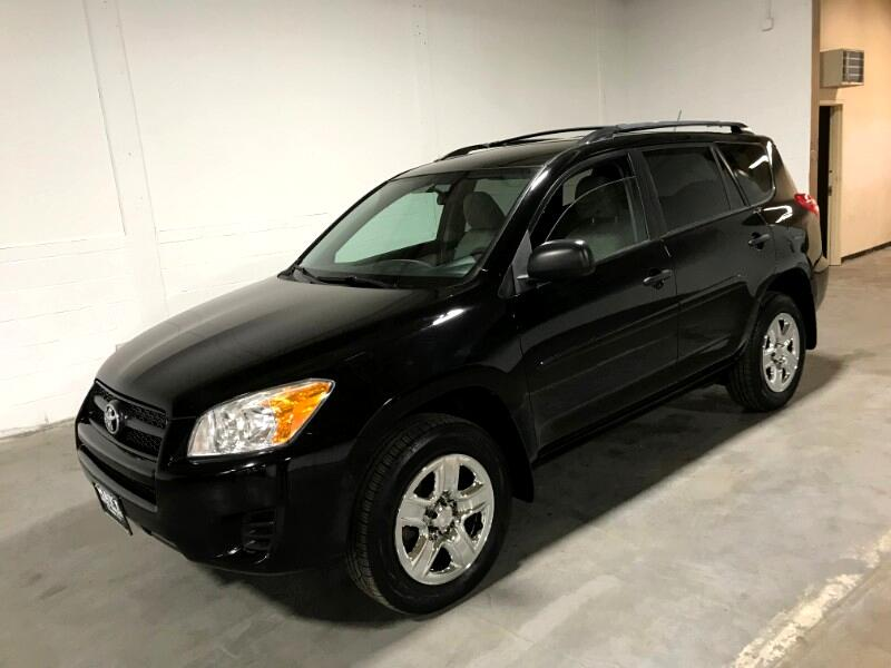 2011 Toyota RAV4 4WD with 3rd Row Seat