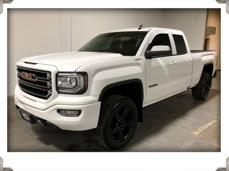 2016 GMC Sierra 1500 Double Cab 4WD Elevation Edition