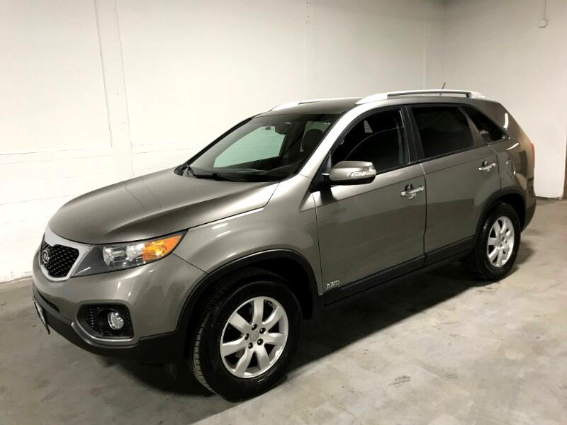 2012 Kia Sorento LX 4WD THIRD ROW SEATING w/BACK-UP CAMERA