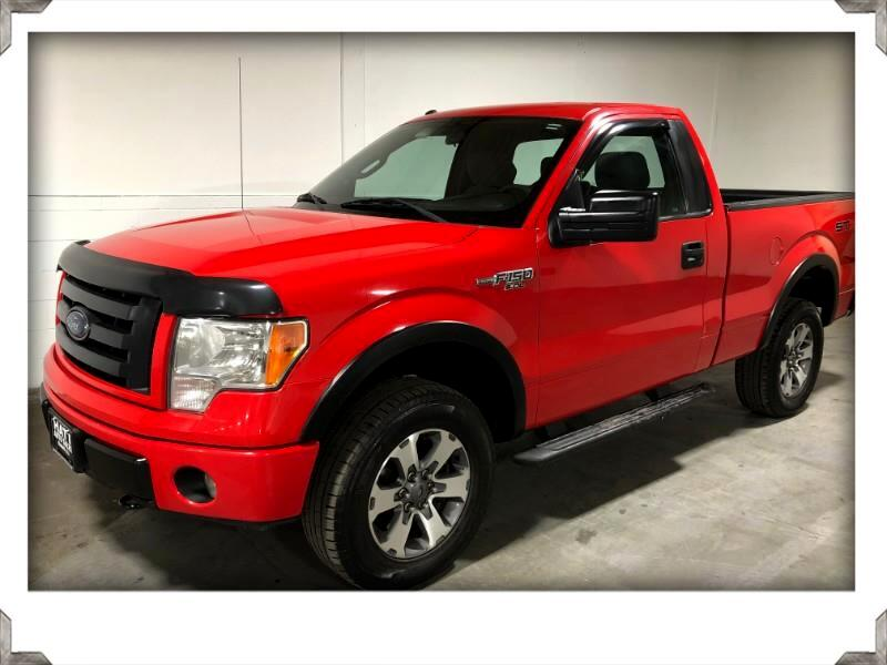 2012 Ford F-150 STX SHORT BED 4WD