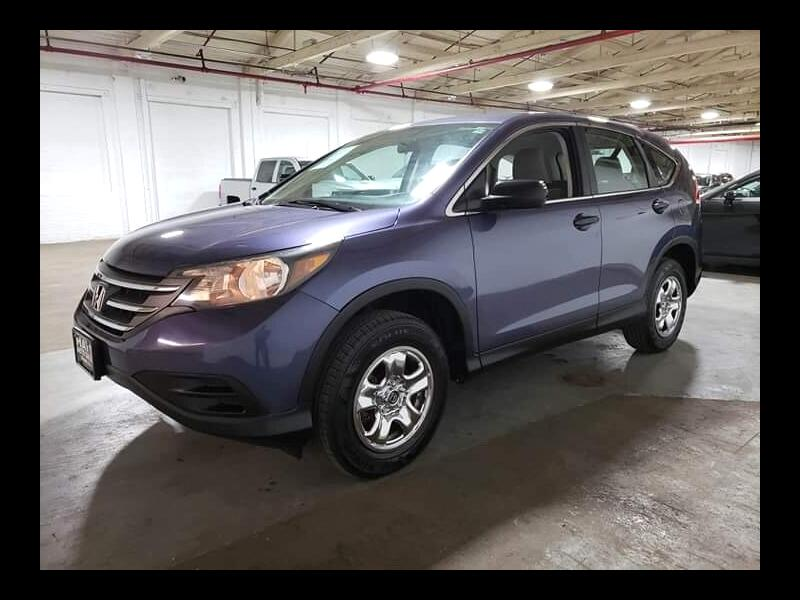 2012 Honda CR-V LX AWD w/BACK-UP CAMERA