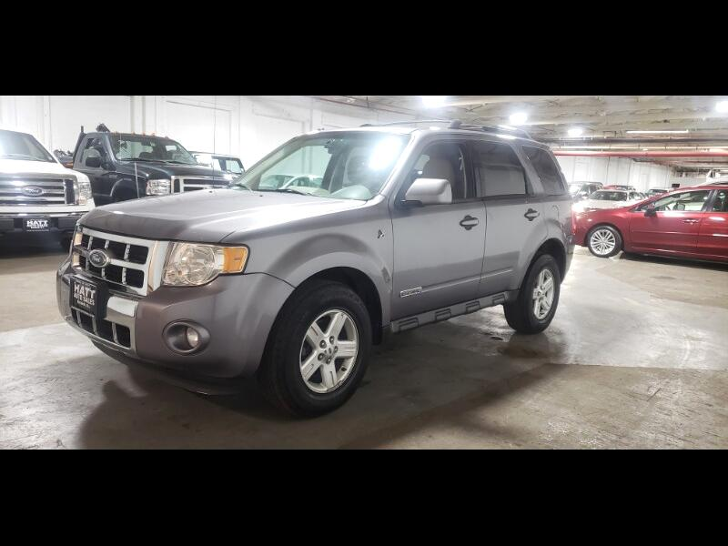 2008 Ford Escape Hybrid 4WD LEATHER SUNROOF NAVIGATION