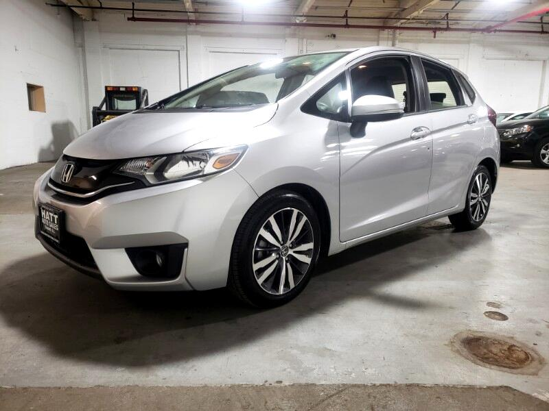 2016 Honda Fit EX CVT SUNROOF PUSH BUTTON START w/BACKUP CAMERA