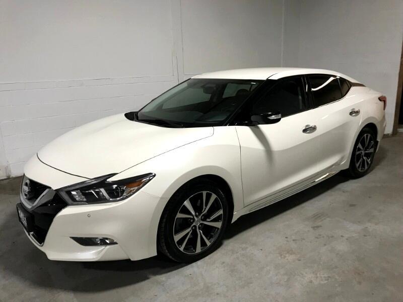 2016 Nissan Maxima 3.5 SV