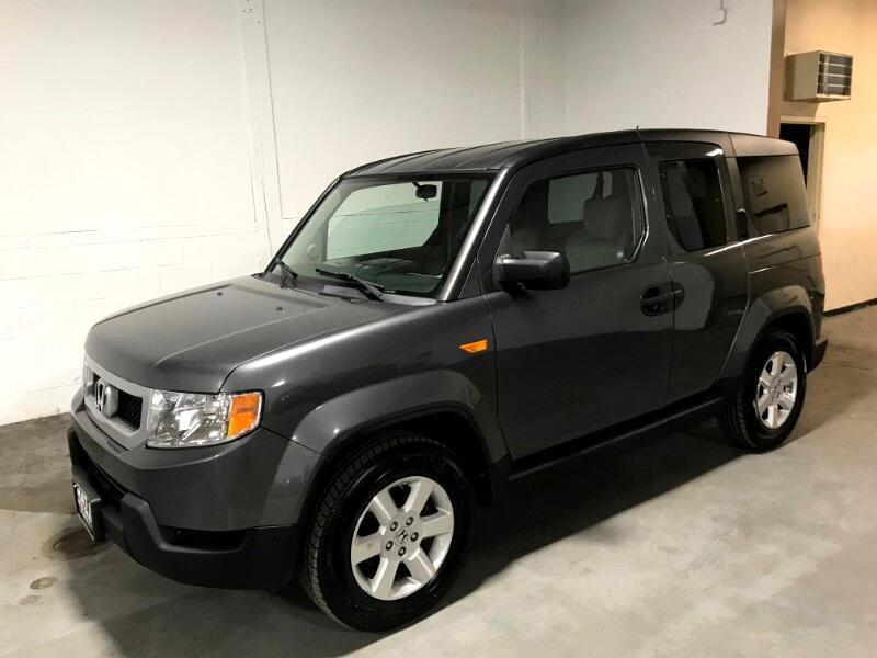 2011 Honda Element EX 4WD