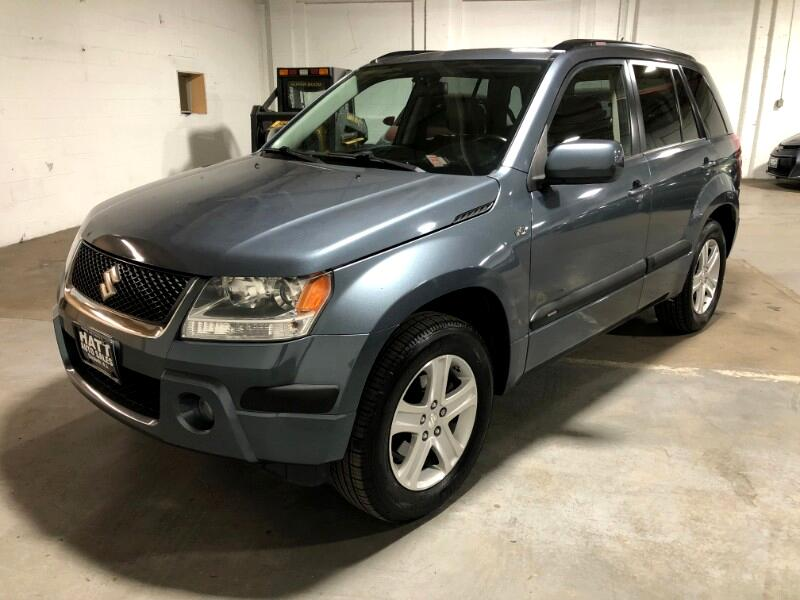 2008 Suzuki Grand Vitara LUXURY 4WD LEATHER w/SUNROOF