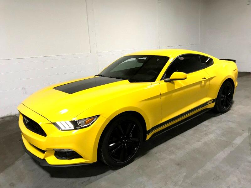 2016 Ford Mustang EcoBoost Coupe California Edition