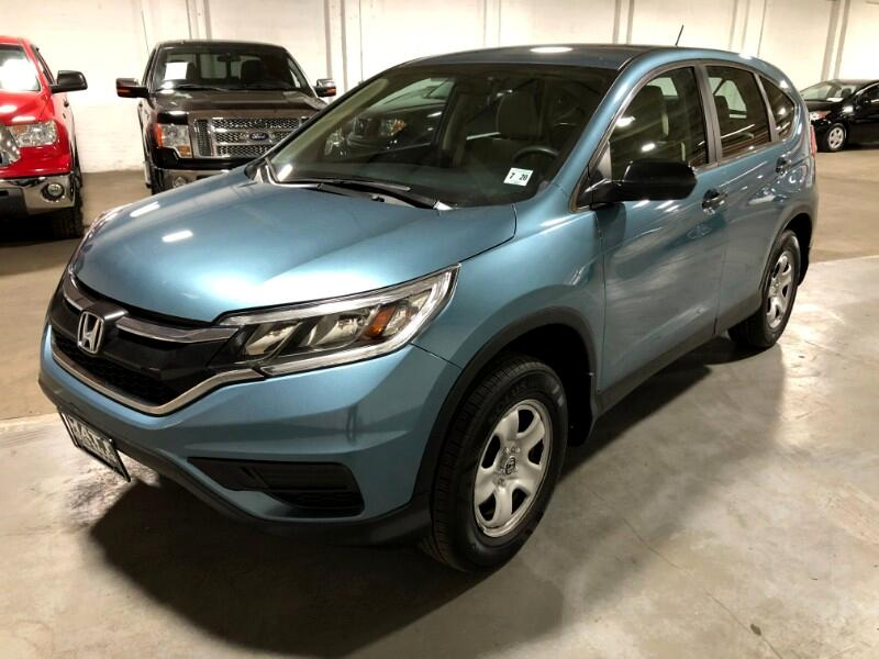 2015 Honda CR-V LX AWD w/BACK-UP CAMERA