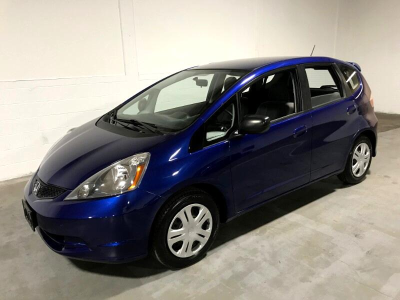 2010 Honda Fit 5-Speed Manual
