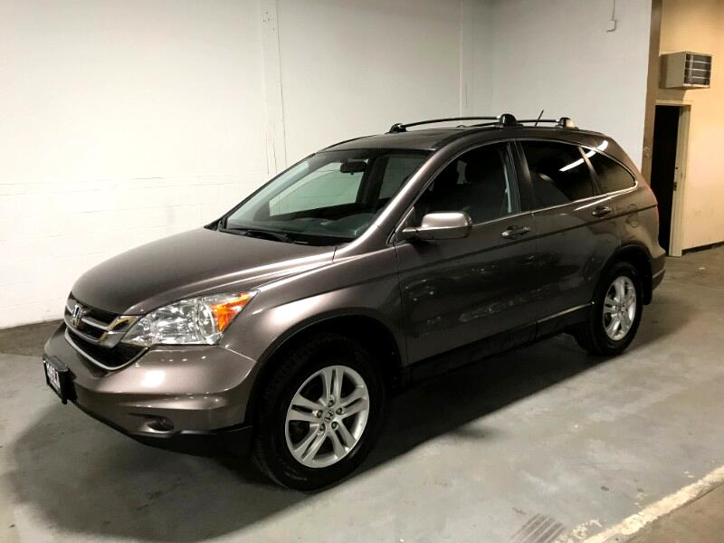 2010 Honda CR-V EX-L AWD SUNROOF NAVIGATION w/BACKUP CAMERA