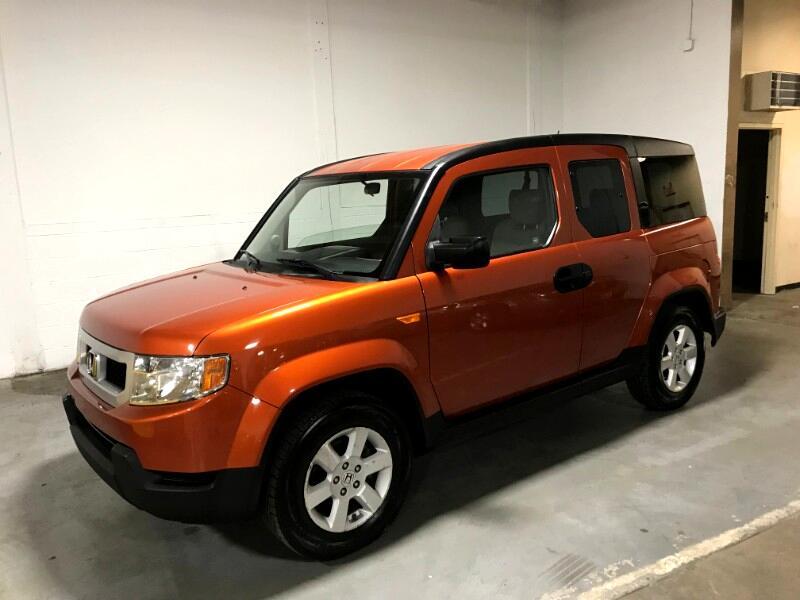 2010 Honda Element EX 4WD