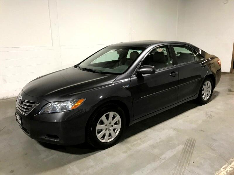 2007 Toyota Camry Hybrid LEATHER SUNROOF w/NAVIGATION