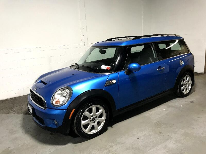 2009 MINI Clubman S DUAL ROOF 6-SPEED MANUAL
