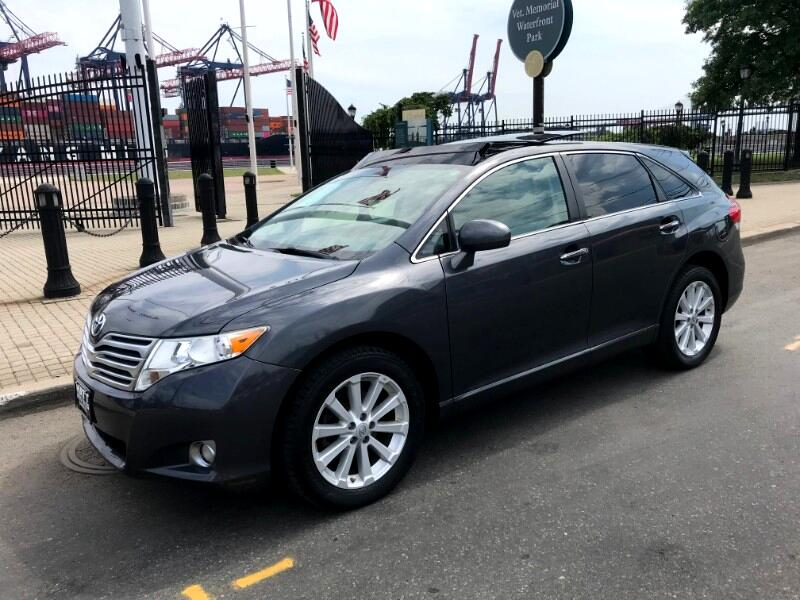2011 Toyota Venza AWD 4CYL LEATHER PANORAMIC ROOF w/BACKUP CAMERA