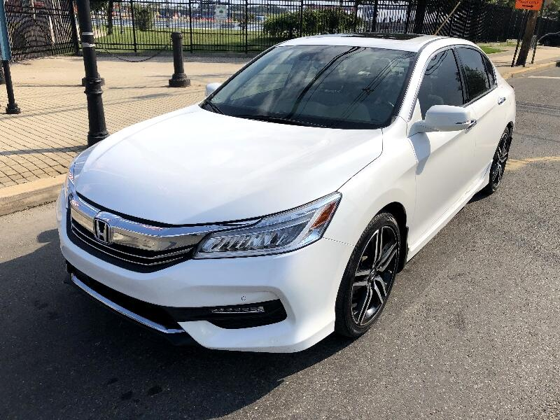 2016 Honda Accord Touring V6 Sedan