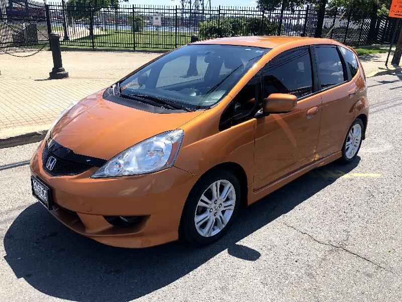 2009 Honda Fit Sport with Navigation