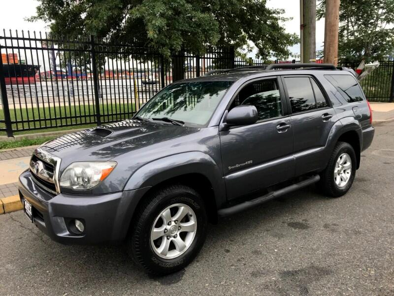 2006 Toyota 4Runner SPORT EDITION 4WD LEATHER w/SUNROOF