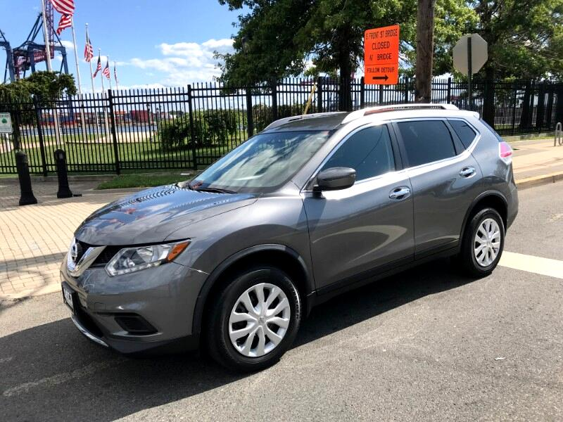 2016 Nissan Rogue S AWD w/BACKUP CAMERA