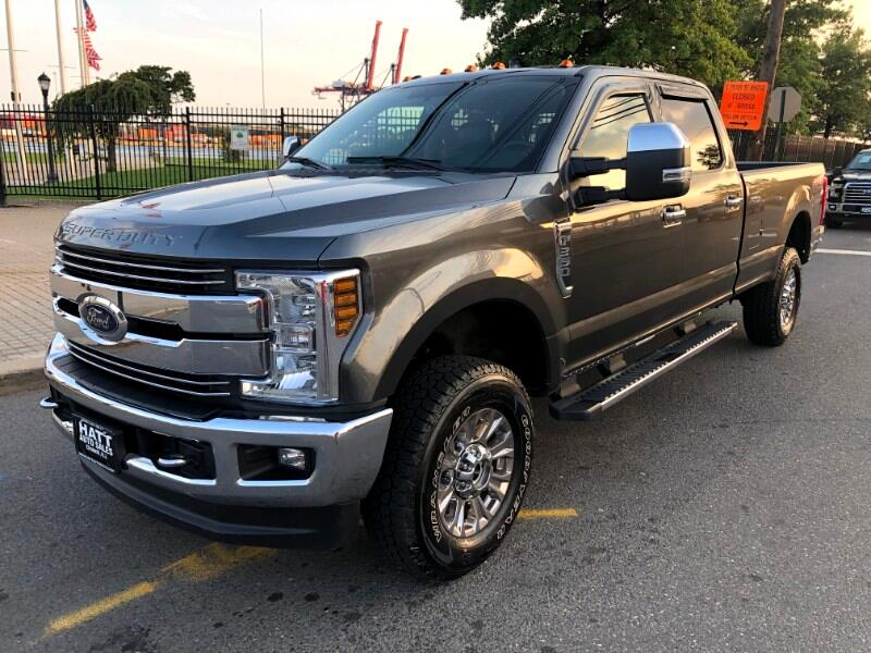 2018 Ford F-350 SD LARIAT LEATHER NAVIGATION w/BACKUP CAMERA
