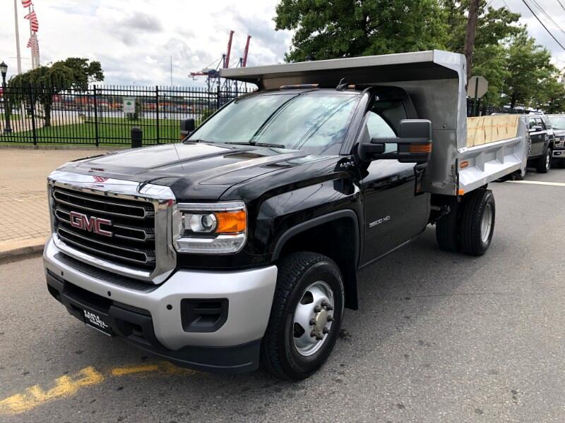 2017 GMC Sierra 3500HD Dump Truck Aluminum Bed