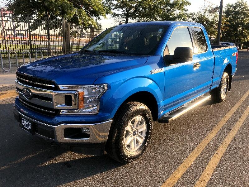 2019 Ford F-150 XLT EXTENDED CAB 4WD 3.3V6 w/BACK-UP CAMERA