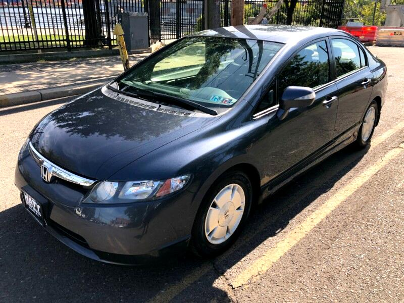2007 Honda Civic Hybrid CVT AT-PZEV