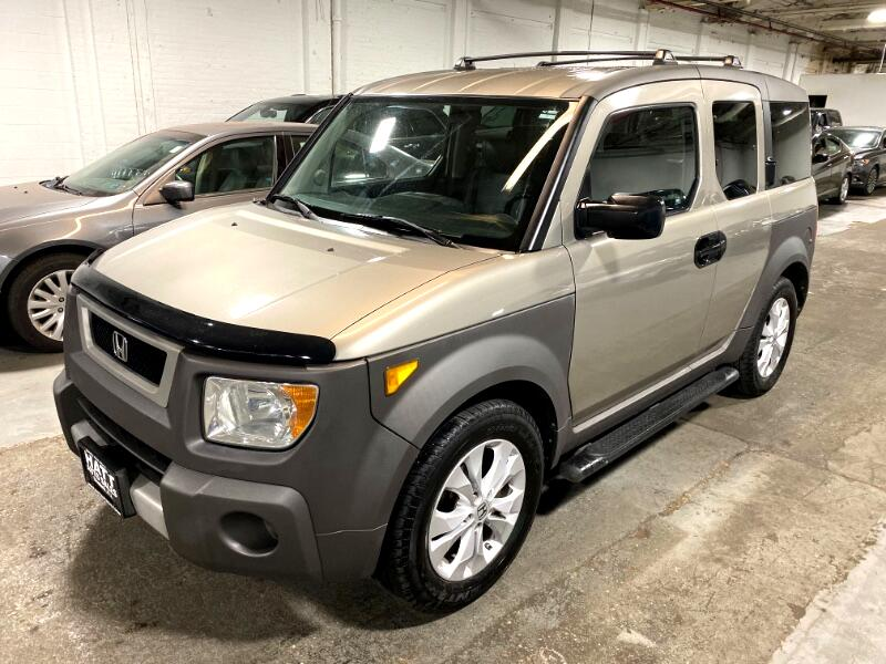 2004 Honda Element EX AWD w/REAR SUNROOF
