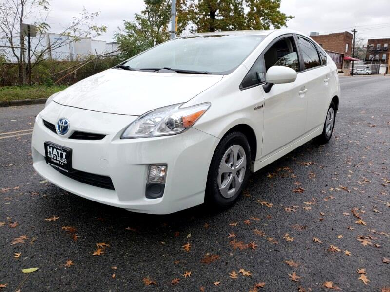 2011 Toyota Prius FOUR LEATHER NAVIGATION w/BACKUP CAMERA