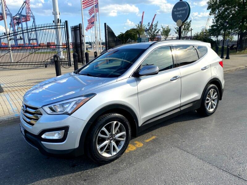Hyundai Santa Fe Sport 2.0T AWD 2016