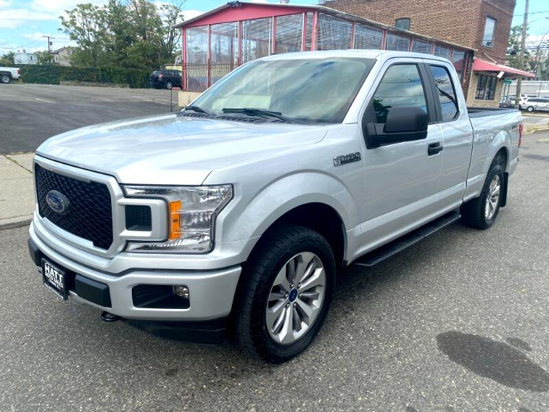 Ford F-150 STX SuperCab 4WD 2018