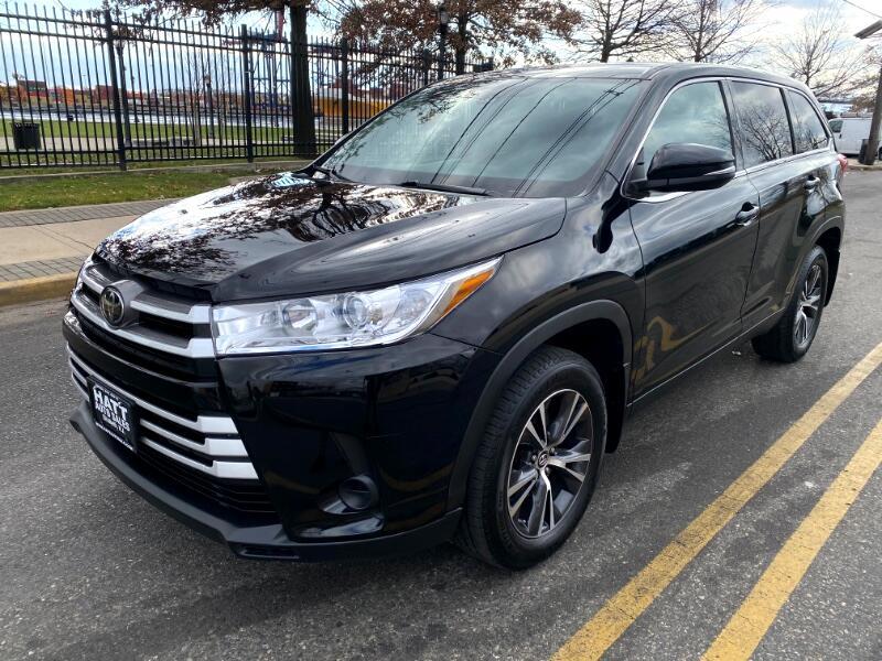 Toyota Highlander LE Plus AWD V6 2019