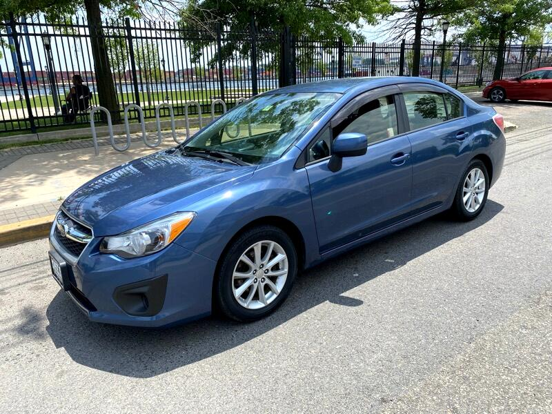 Subaru Impreza 2.0i Premium 4-Door 2013