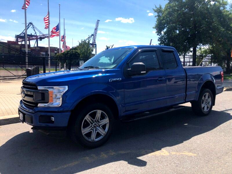Ford F-150 XLT SuperCab 6.5-ft. Bed 4WD 2018