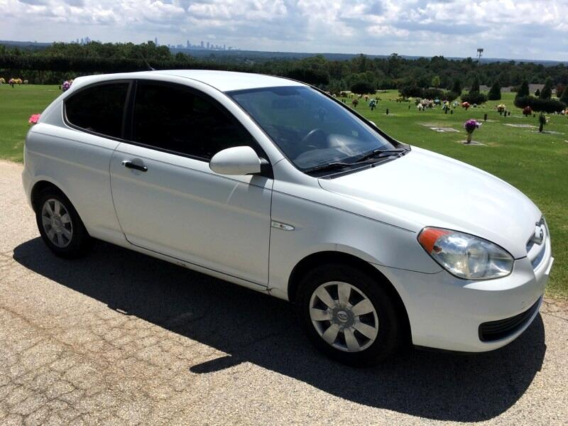 2007 Hyundai Accent GS 3-Door
