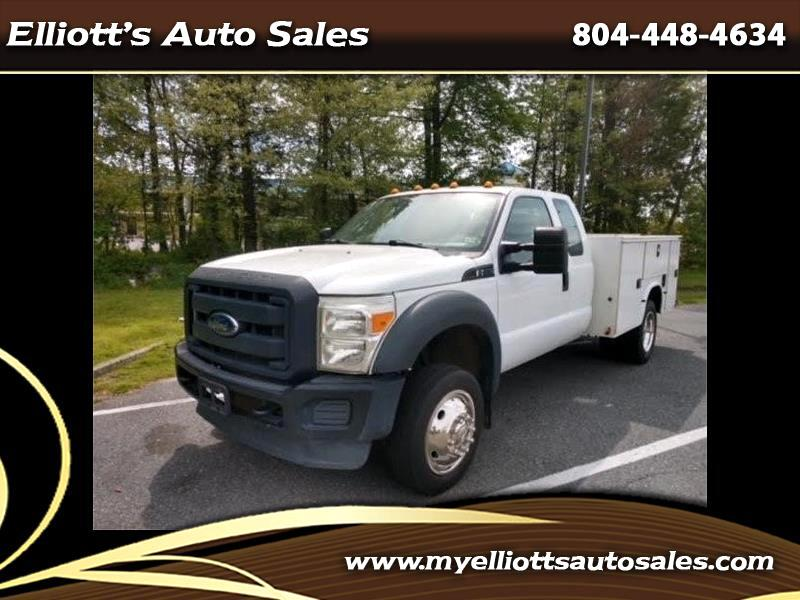 Ford F-550 SuperCab DRW 4WD 2015