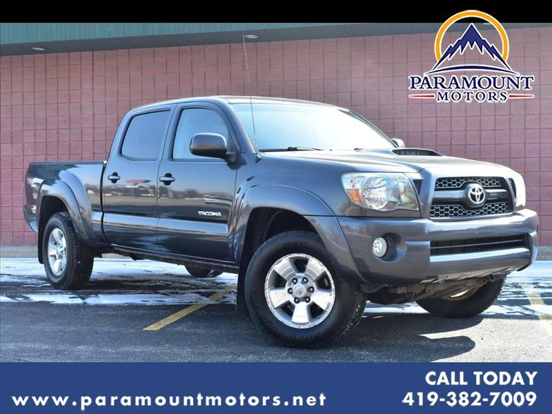 2011 Toyota Tacoma Double Cab Long Bed V6 Auto 4WD