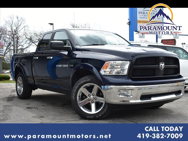 2012 Dodge Ram 1500 SLT Big Horn