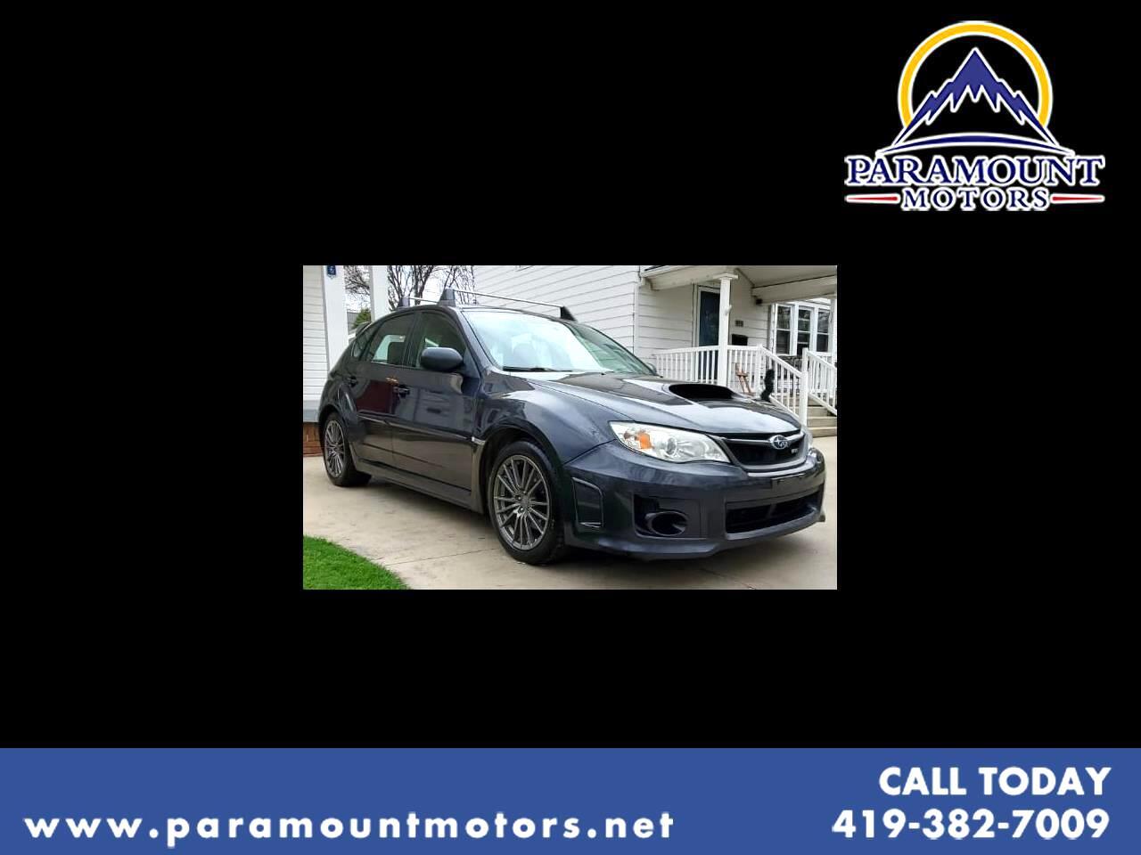 Subaru Impreza Wagon WRX 5dr Man WRX 2014