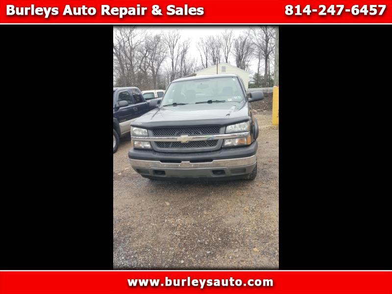 Chevrolet Silverado 1500 Z71 Long Bed 4WD 2005