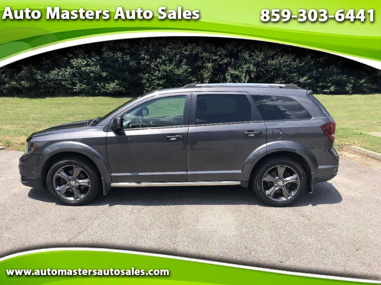 2014 Dodge Journey Crossroad FWD