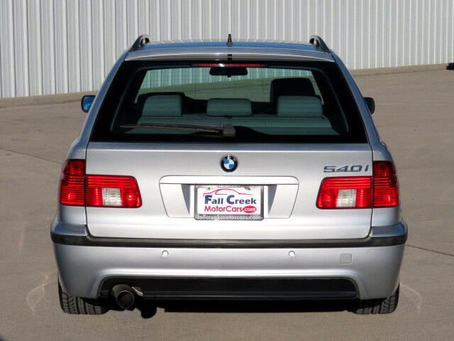2003 BMW 5-Series Sport Wagon 540iT
