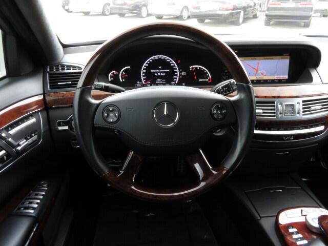 Mercedes-Benz S-Class S65 AMG 2007