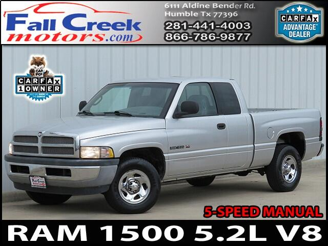 2001 Dodge Ram 1500 Club Cab SLT 2WD