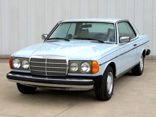 Mercedes-Benz 300 CD  1978