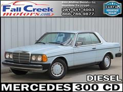 1978 Mercedes-Benz 300 CD