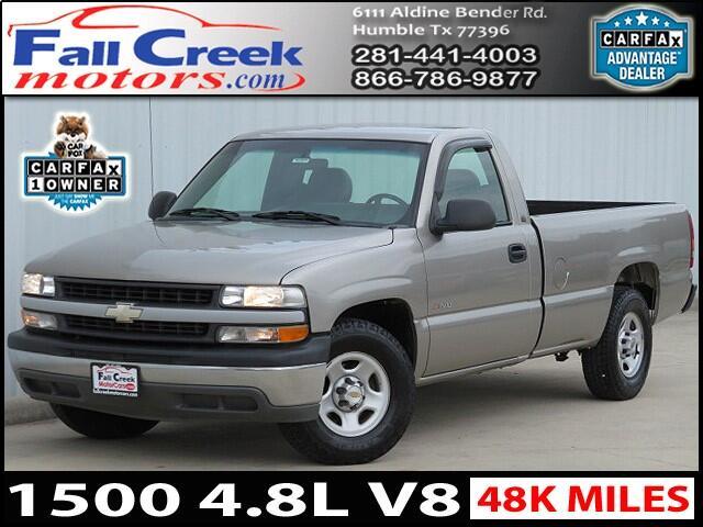2002 Chevrolet Silverado 1500 LS 2WD