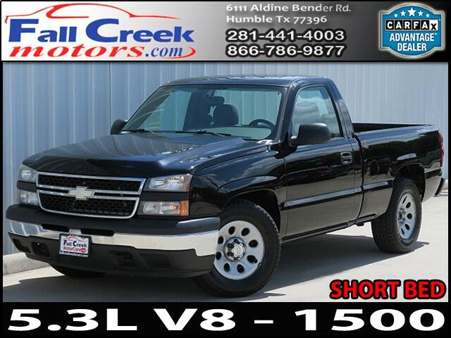 2006 Chevrolet Silverado 1500 Short Bed 2WD