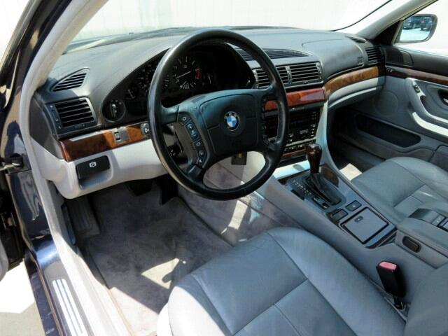1995 BMW 7-Series 750iL
