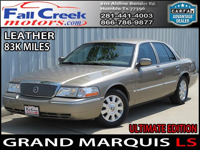 2005 Mercury Grand Marquis LS Ultimate