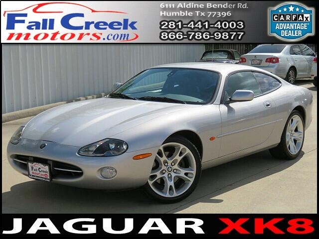 2003 Jaguar XK-Series XK8 Coupe